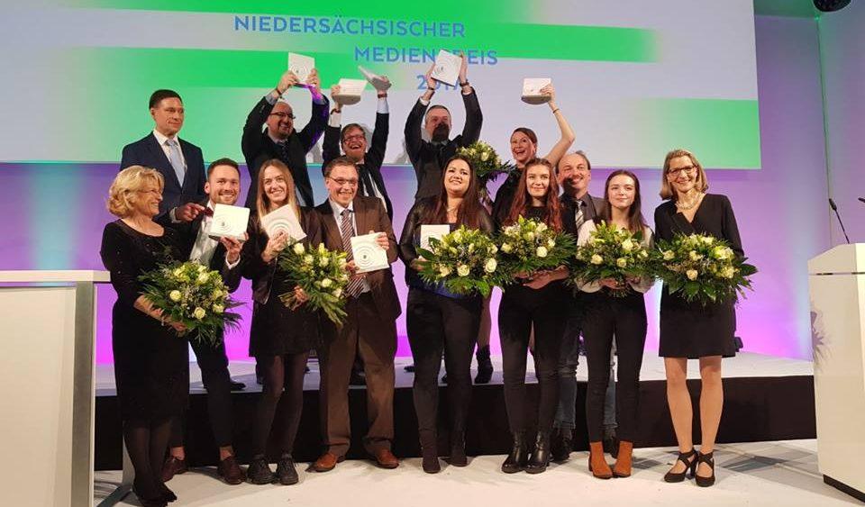 h1-Volontärin gewinnt Niedersächsischen Medienpreis