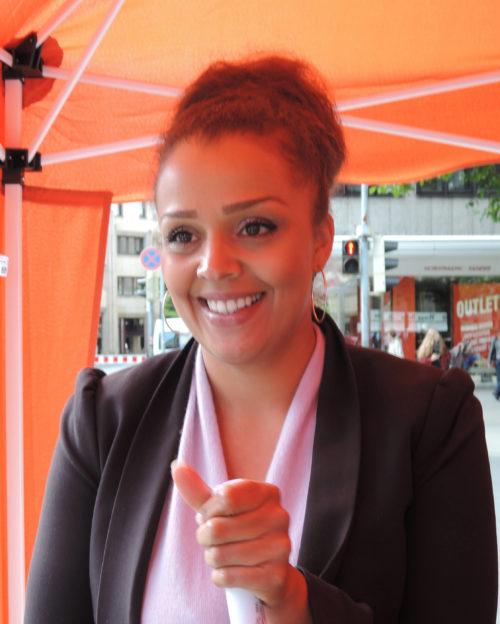 Nadja Babalola